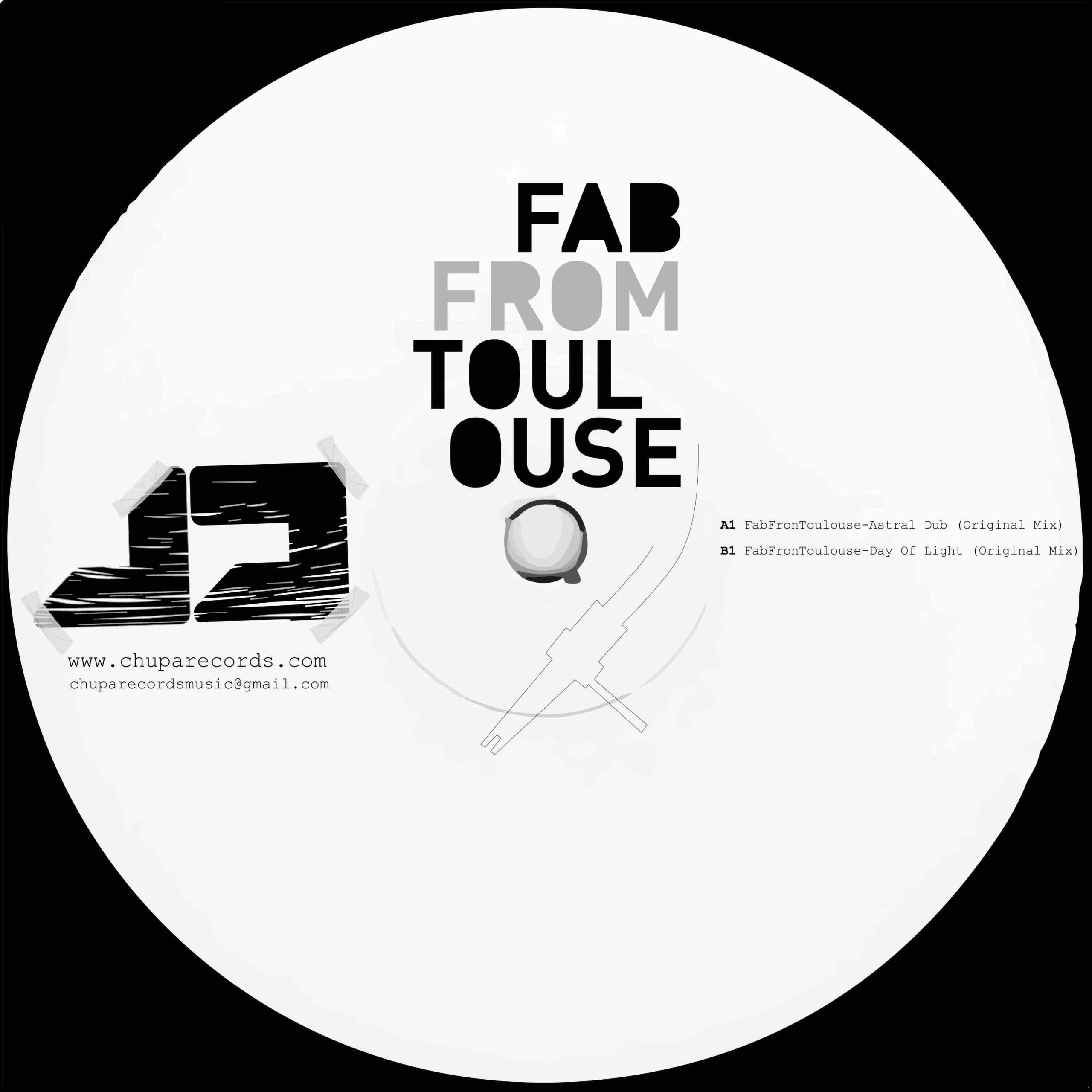 Fab FromToulouse-Astral dub EP