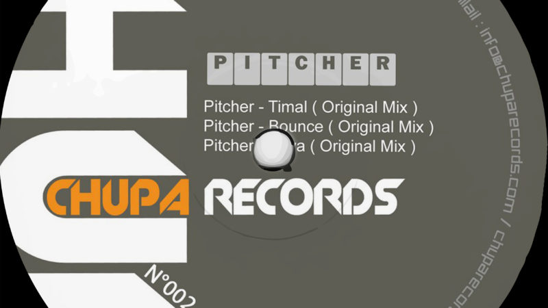 Pitcher – Timal EP