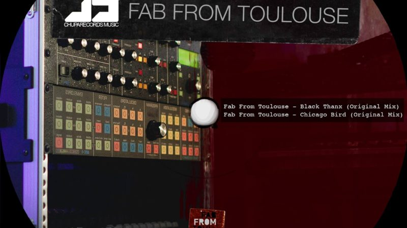Fab From Toulouse – Black Thanx EP